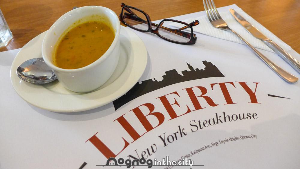 Food Near Liberty Place