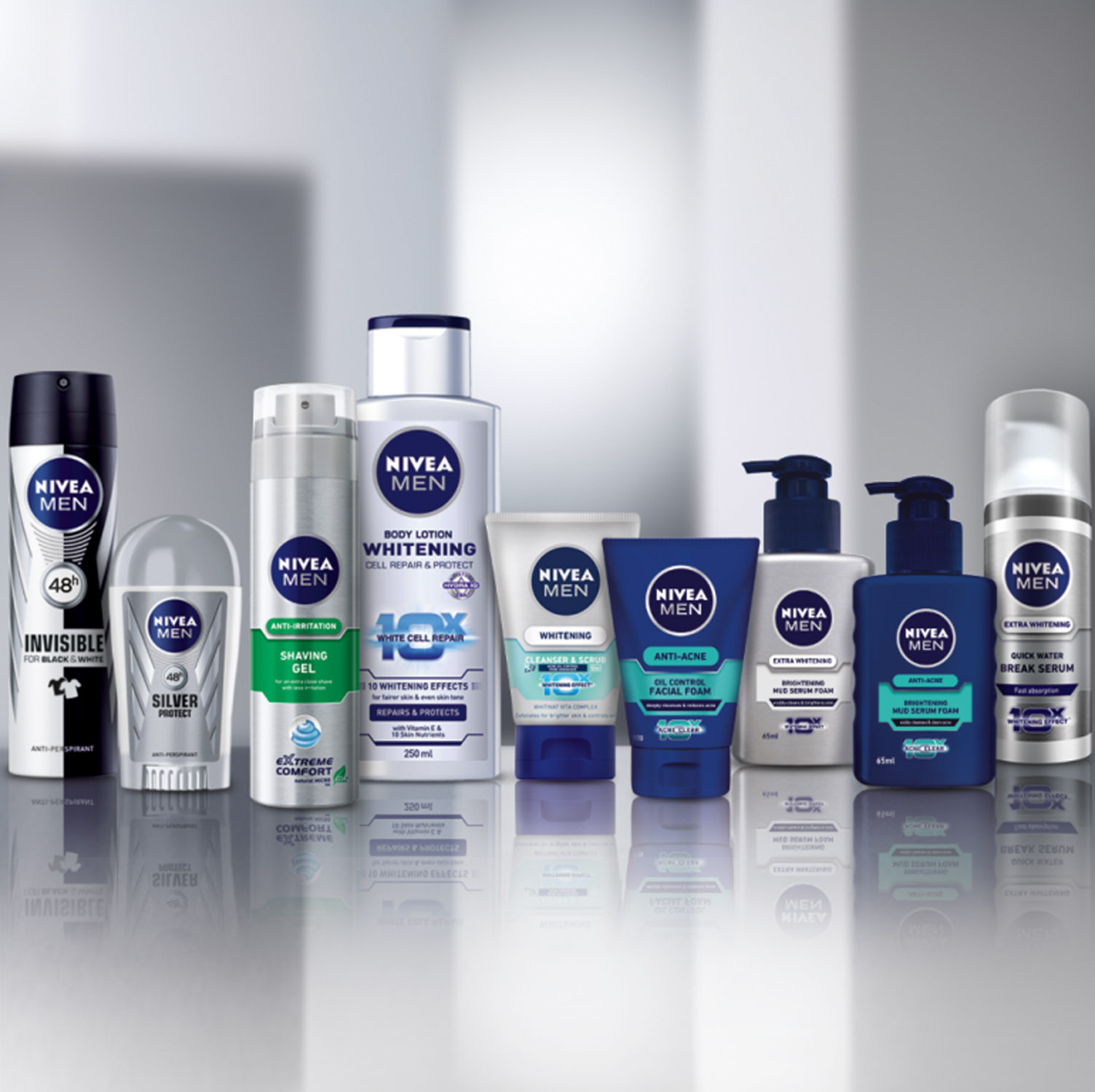 Nivea Men: Boosting & Unlocking Mens Diskarte