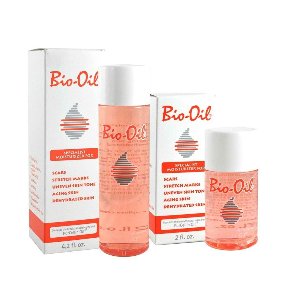 Improve the appearance of scars with Bio-Oil PH in the new