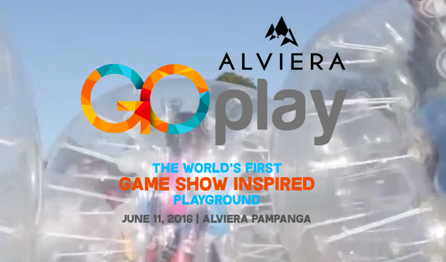 Alviera Go Play – World's first game show-inspired playground in the Philippines