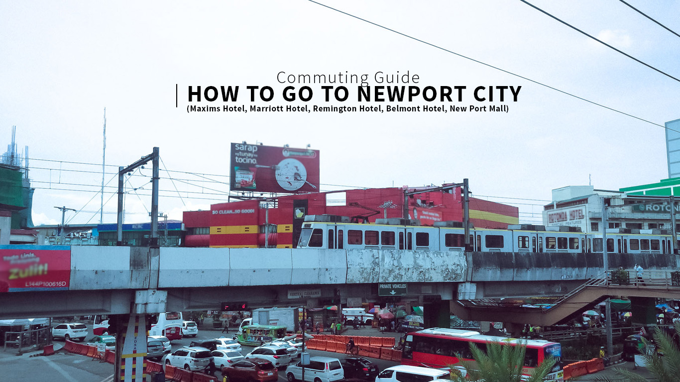 Commuting Guide How To Go To Newport City Newport Mall