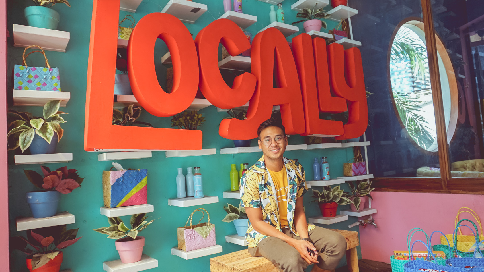 Locally, this brand hits the market highlighting Pinoy ...